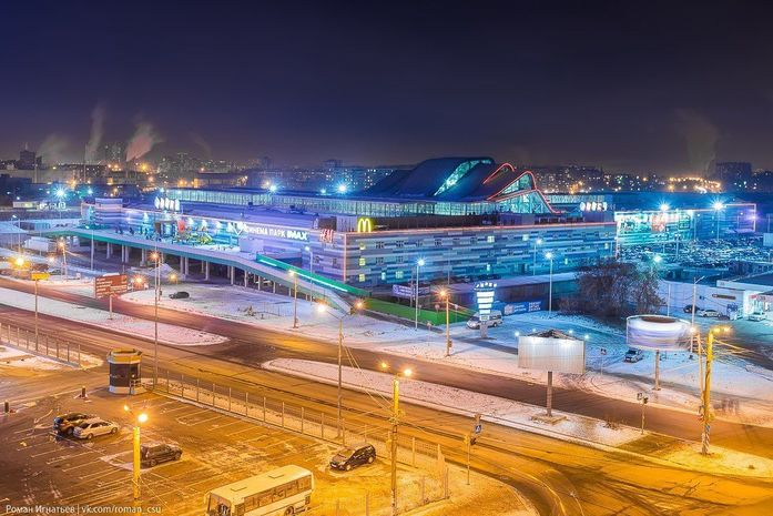 Союз Маринс Групп купил один из крупнейших ТРК Челябинска