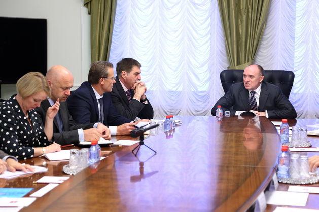 В Челябинской области разорван ряд контрактов с поставщиками продуктов