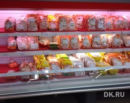Рост цен на продукты в Челябинской области не связывают с эмбарго