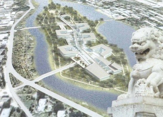 Пустырь на реке Миасс в Челябинске застроят китайские инвесторы