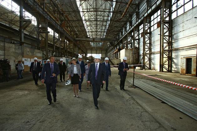 Новый завод в Челябинской области оснастят современной системой очистки