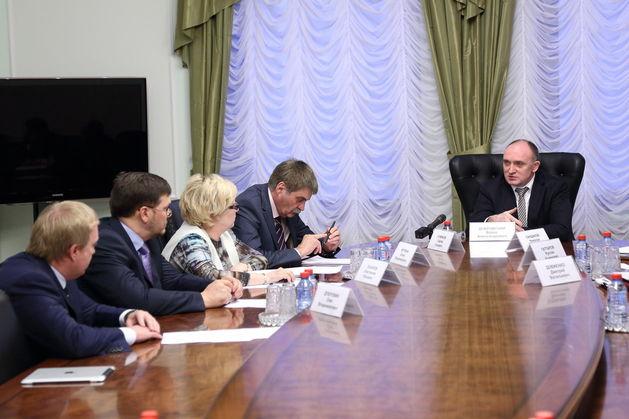 Бизнесу в Челябинской области пообещали создать максимально комфортные условия