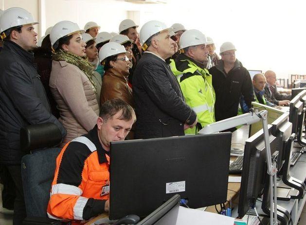 Более 50 специалистов оценили работу Михеевского ГОКа