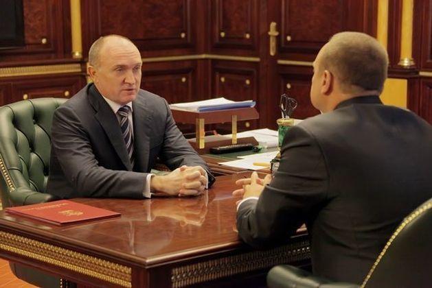 Региональные власти обозначили задачи новому главе МВД Челябинской области