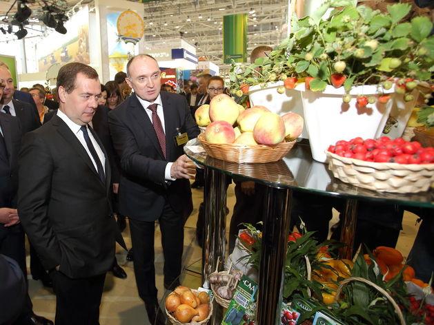 В Челябинской области создадут индустриальный парк по производству продуктов