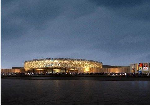 Сроки открытия торгового комплекса «Облако» в Челябинске переносятся