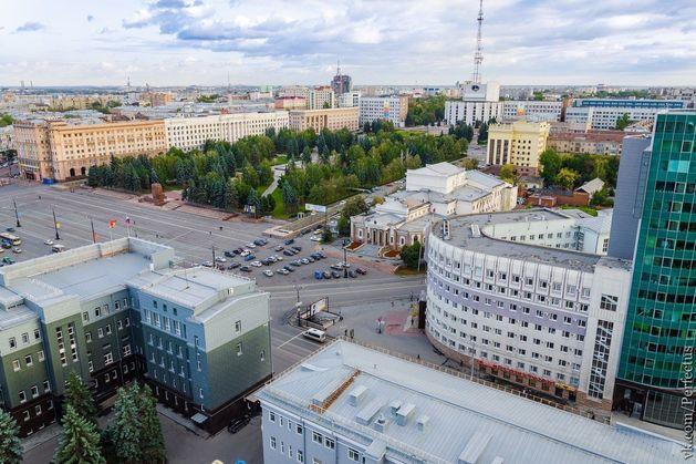 Владелец челябинского бизнес-центра — прокуратуре: «Угрозы обрушения здания нет»
