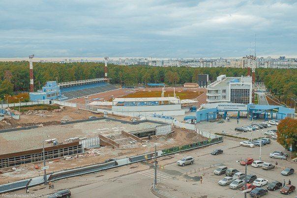 Вслед за ТРК у памятника Курчатову в Челябинске возведут гостиницу