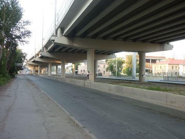 Пропускная способность улицы Курчатова в Челябинске вырастет в 2 раза