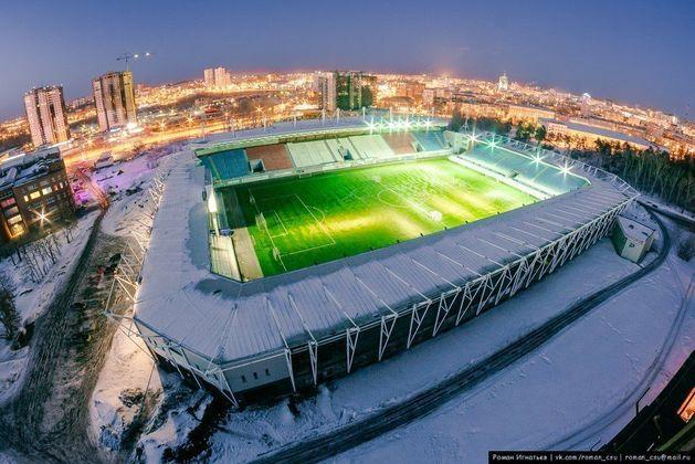 Власти Челябинской области могут отдать стадион «Центральный» столичной фирме