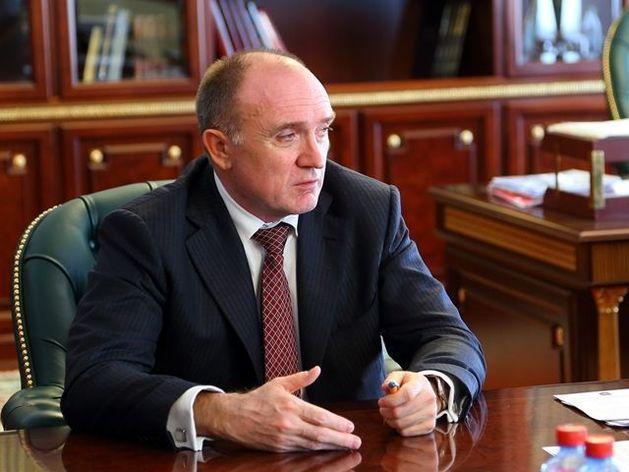 Губернатор утвердил новую схему власти в Челябинской области
