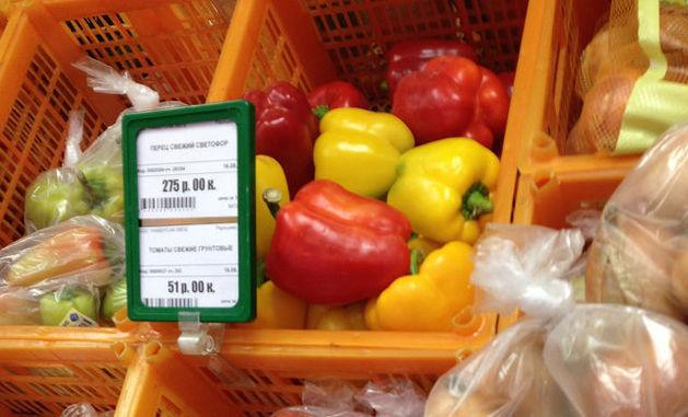 Перед Новым годом в Челябинске вырастут цены на продукты