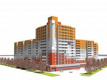 В Чурилово вводят в эксплуатацию завершающую очередь жилого комплекса