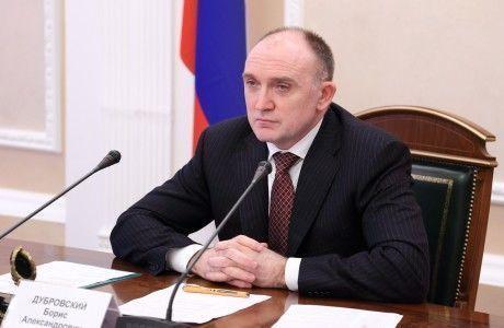 Борис Дубровский занял 57-е место в топе российских губернаторов