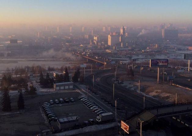 Смог в Челябинске может продлиться еще неделю