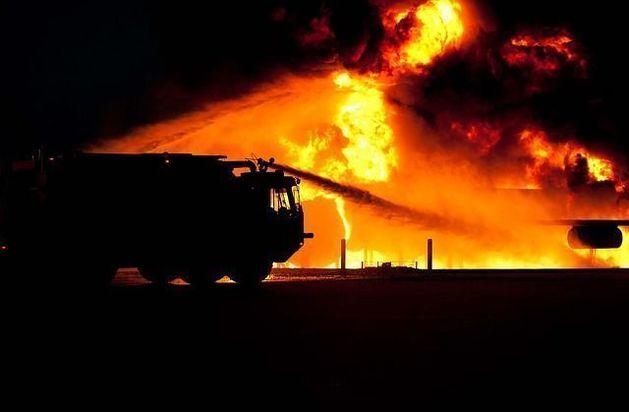 Убытки от пожара в челябинском автопарке перевалили за 1,5 млн руб.