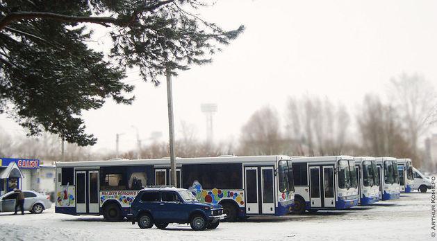 Новый автовокзал в Челябинске будет построен на муниципальной земле