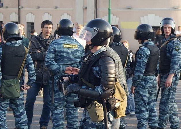 В администрацию одного из районов Челябинской области ворвались люди в масках