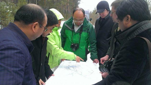 Инвесторы из Китая выбирают площадку для завода в Челябинской области из двух вариантов