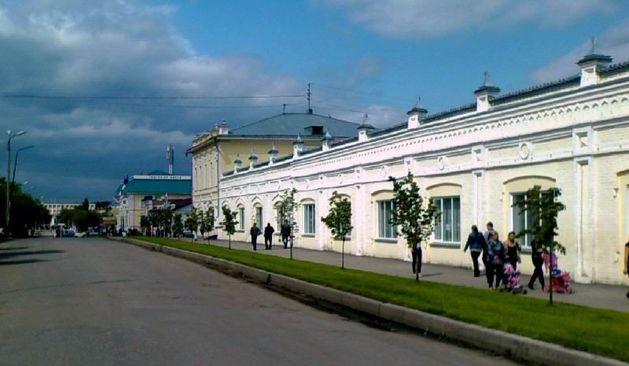В Челябинске может появиться новая пешеходная зона