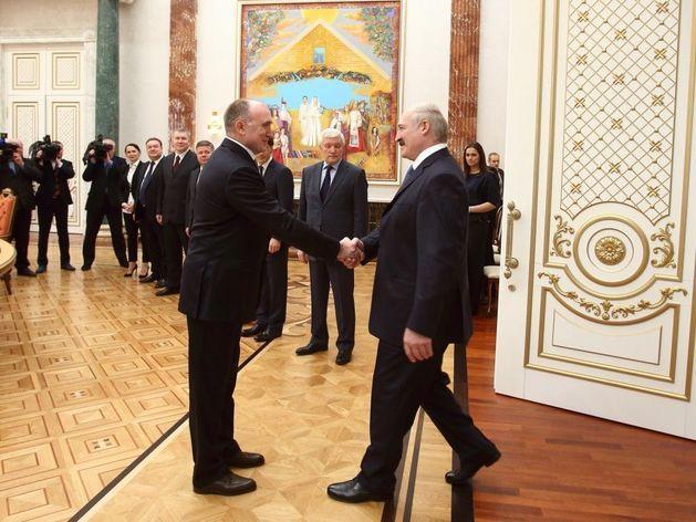 Александр Лукашенко обозначил сферы сотрудничества с Челябинской областью