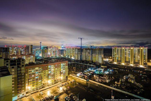Строительство жилья в Челябинской области сократилось на 10%