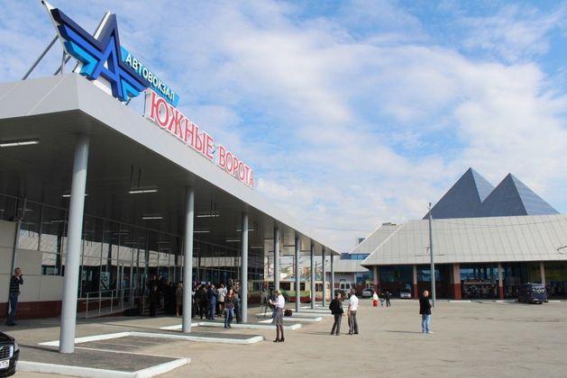 В Челябинске перезапустили автовокзал «Южные ворота»