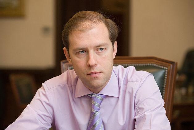 Глава Минпромторга РФ Денис Мантуров.