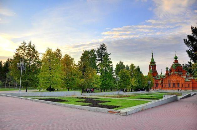 Комиссия по градостроительству отклонила проект застройки парка Гагарина в Челябинске
