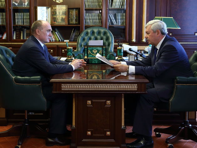 Борис Дубровский пообещал лично попросить производственников повысить зарплаты рабочим
