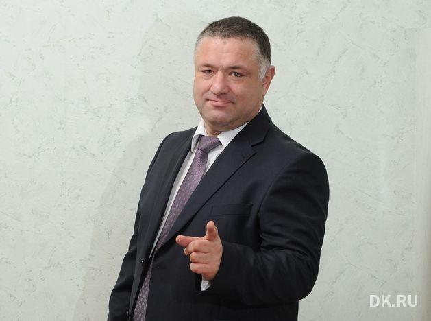 """Петр Вагин, генеральный директор """"ЧМЗ"""""""
