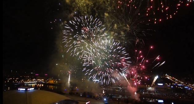 Как отпраздновали день города Челябинска – 2015: фото и видео