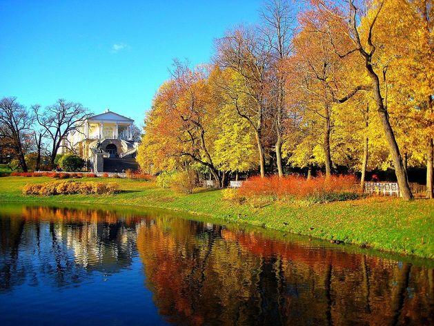 В октябре ожидается аномально теплая погода до +20 градусов