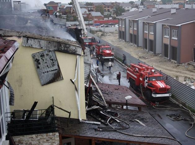 В администрации Челябинска назвали причины распространения пожара в Благодатово