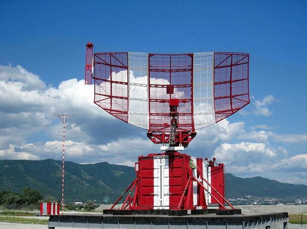 Аэродромный обзорный первичный радиолокатор АОРЛ-1АС