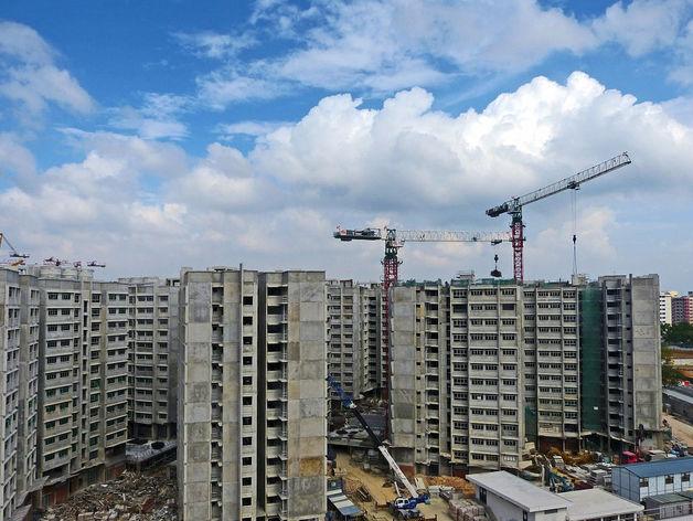 Крупные строительные компании Челябинска рискуют остаться без «Жилья для российской семьи»