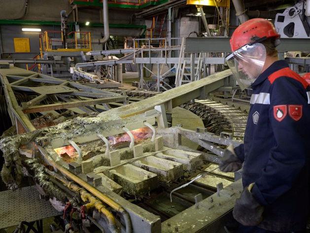 На цинковом заводе нашли 55 нарушений