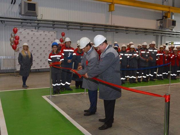 Завод «Трубодеталь» открыл новое производственное подразделение