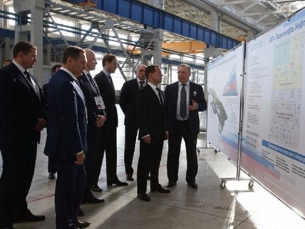 Завод магистральных насосов в Челябинске вошел в топ-5 промышленных строек России