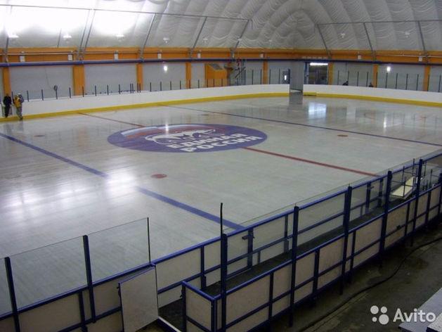 Производитель хоккейных кортов в Челябинске ищет инвестора