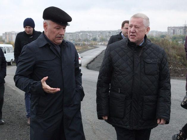 Глава Челябинска заявил, что отремонтировано только 30% дорог