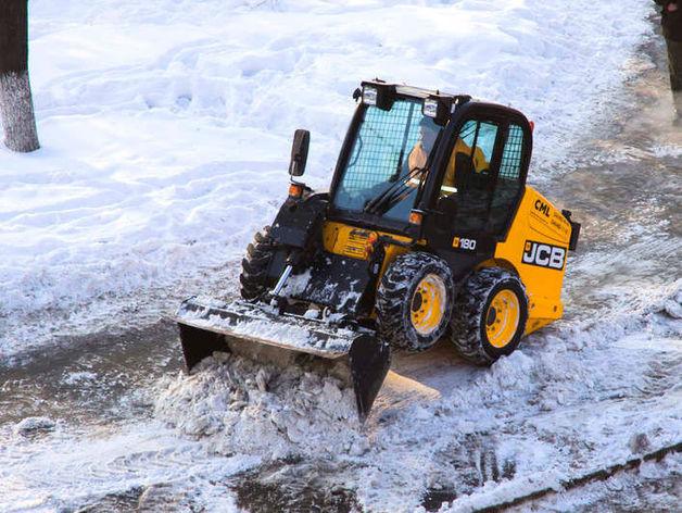 В Челябинске определен подрядчик на уборку улиц от снега
