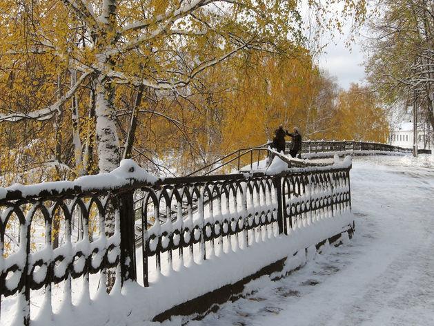 В Челябинске ожидается похолодание до -5 и ветер до 8 м/сек