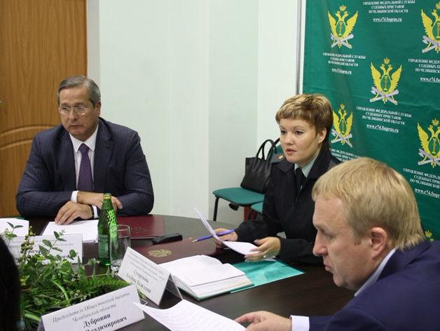 Челябинские бизнесмены перепутали действия приставов с административными барьерами