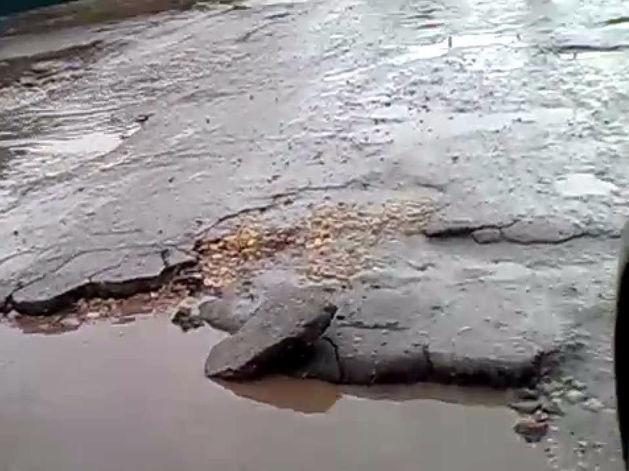 Челябинск признан городом с самыми опасными дорогами