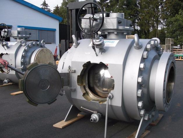 В Челябинске началось строительство нового завода шаровых кранов