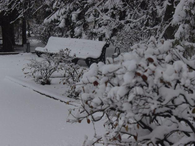 Синоптики предупредили о похолодании и снегопадах на выходные