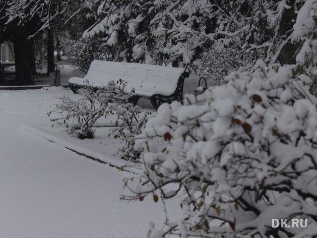 В Челябинске спрогнозировали резкие перепады температур и снегопады
