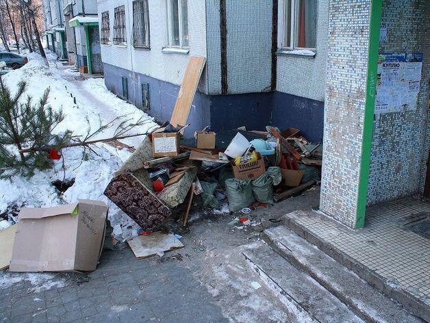 Челябинск может стать свалкой бытовых отходов