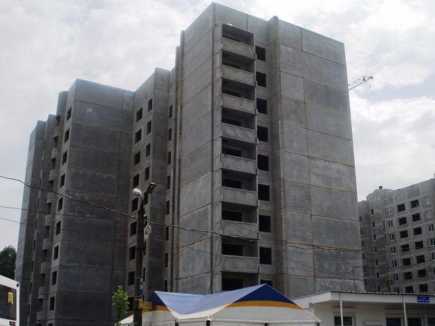 «Гринфлайт» возобновил строительство трёх домов